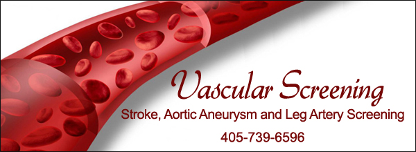 Vascular Screening for $100