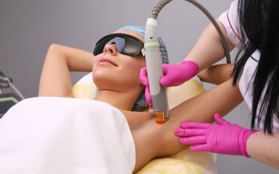 July Aesthetic Special Offer:  50 % Off Laser Hair Removal