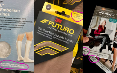 Which Compression Stockings Are Right For Me?