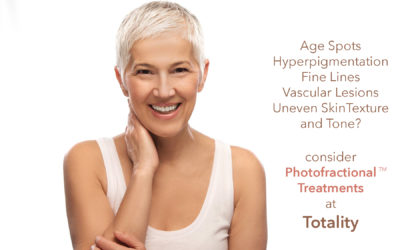 Consider the 2 step skin solution: Photofractional™ skin treatments