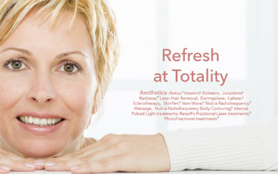 Refresh Your Look This Spring at… Totality!